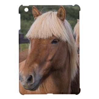 Close up of an Icelandic horse Case For The iPad Mini