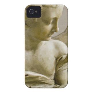 close-up of angel in Santa Maria degli Angeli Case-Mate iPhone 4 Case