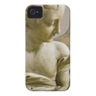 close-up of angel in Santa Maria degli Angeli iPhone 4 Case