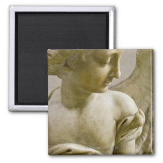 close-up of angel in Santa Maria degli Angeli Magnet