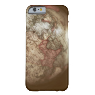 Close up of antique globe 2 barely there iPhone 6 case