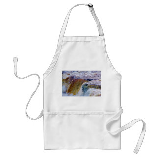Close Up of Aysgarth Falls in Yorkshire Aprons