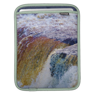 Close Up of Aysgarth Falls in Yorkshire Sleeve For iPads