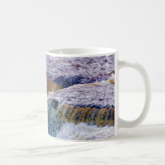 Close Up of Aysgarth Falls in Yorkshire Mugs