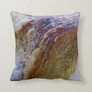 Close Up of Aysgarth Falls in Yorkshire Pillows
