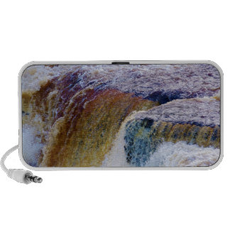 Close Up of Aysgarth Falls in Yorkshire iPod Speakers