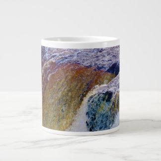 Close Up of Aysgarth Falls in Yorkshire Jumbo Mug