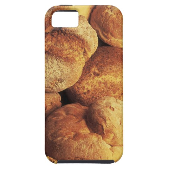 close-up of baked bread iPhone SE/5/5s case