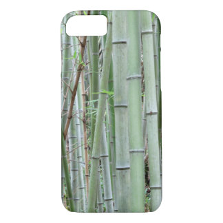 Close-up of bamboo grove iPhone 8/7 case