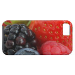 Close-up of berries iPhone SE/5/5s case