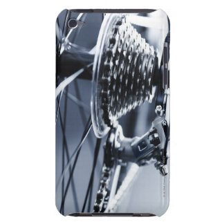 Close up of bicycle gears 2 iPod Case-Mate case