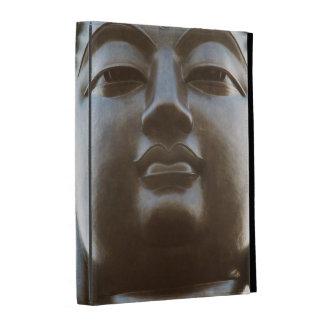 Close-up of Buddha statue iPad Folio Covers