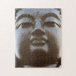 Close-up of Buddha statue Puzzles