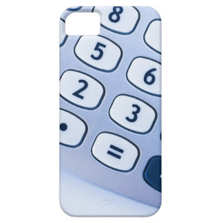 close-up of calculator buttons iPhone SE/5/5s case
