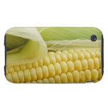 Close up of corn iPhone 3 tough cases