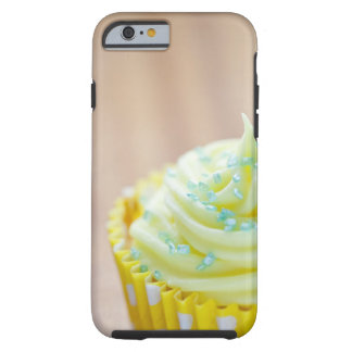 Close up of cup cake showing decoration tough iPhone 6 case
