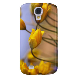 Close-up of daffodils galaxy s4 case