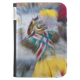 Close-up of dancer at Ura Yakchoe festival Kindle Keyboard Cases