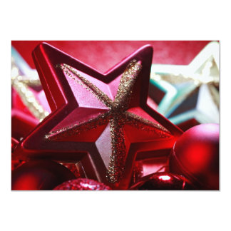 Close up of decorative ornaments card