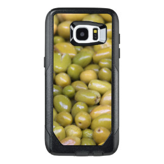 Close Up Of Green Olives OtterBox Samsung Galaxy S7 Edge Case