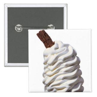 Close-up of ice cream pins