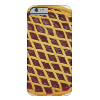 Close-up of jam tart barely there iPhone 6 case
