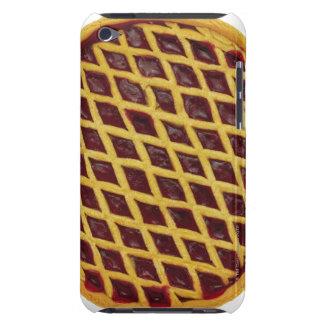 Close-up of jam tart iPod Case-Mate case