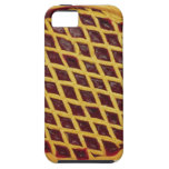 Close-up of jam tart iPhone 5 cases