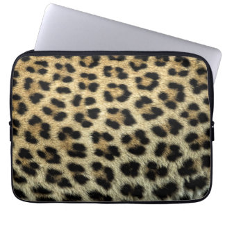 Close up of Leopard spots, Africa Computer Sleeve