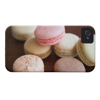 Close up of Macaroons iPhone 4 Cover