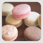 Close up of Macaroons Stickers