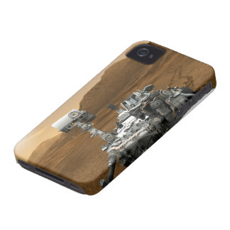 Close-up of Mars Curiosity Rover Case-Mate iPhone 4 Case