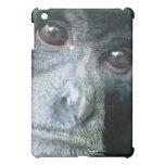 Close-up of monkey case for the iPad mini