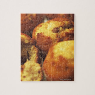 close-up of muffins (blurred) jigsaw puzzle