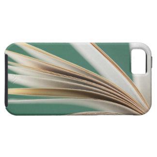 Close-up of open book, studio shot iPhone SE/5/5s case