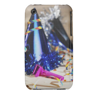 close-up of party favors Case-Mate iPhone 3 cases
