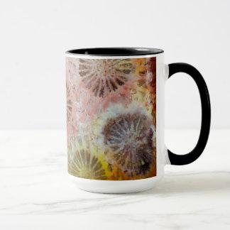 Close Up Of Pink Coral Mug