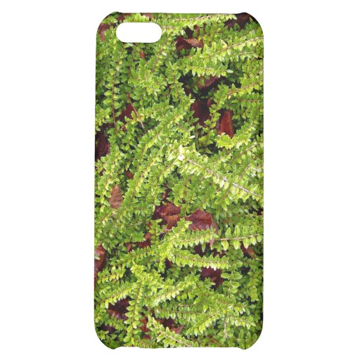 Close-up of plants with pink flowers iPhone 5C covers