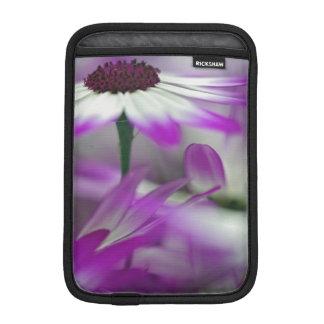 Close-up of purple flower, Keukenhof Garden, iPad Mini Sleeve