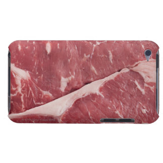 Close-up of raw steak barely there iPod cases