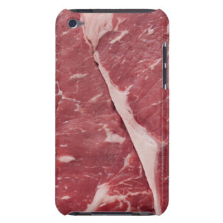Close-up of raw steak iPod Case-Mate cases