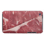 Close-up of raw steak Case-Mate iPod touch case
