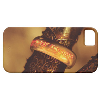 Close Up of Ring iPhone 5 Case