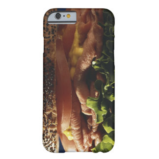 Close-up of sandwich barely there iPhone 6 case