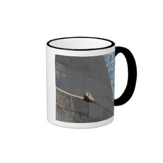 Close-up of Space Shuttle Atlantis Ringer Mug