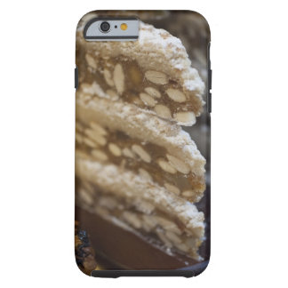 Close up of stack of panforte. This dense, flat Tough iPhone 6 Case