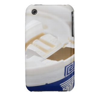 Close up of take out coffee iPhone 3 cover
