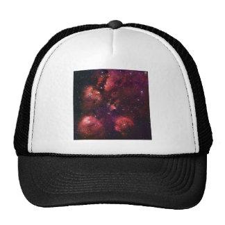Close Up of the Cat's Paw Nebula NGC 6334 Gum 64 Trucker Hat