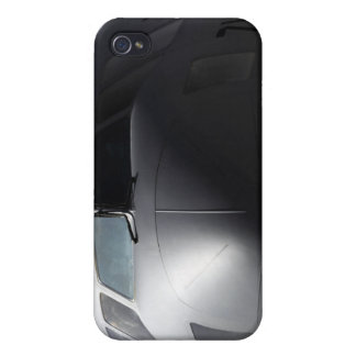 Close-up of the front of a C-17 Globemaster III iPhone 4/4S Covers