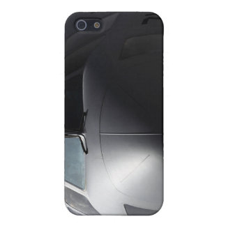 Close-up of the front of a C-17 Globemaster III iPhone 5/5S Cases